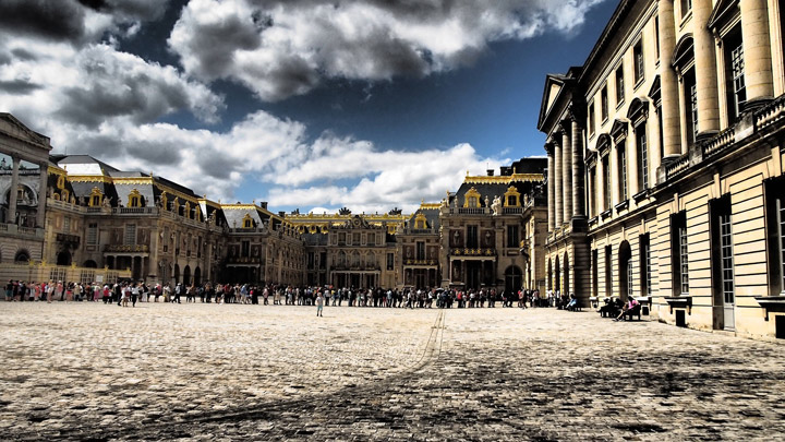 Versailles Tour Paris France