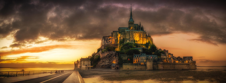 Saint Mont Michel Shopping Tour