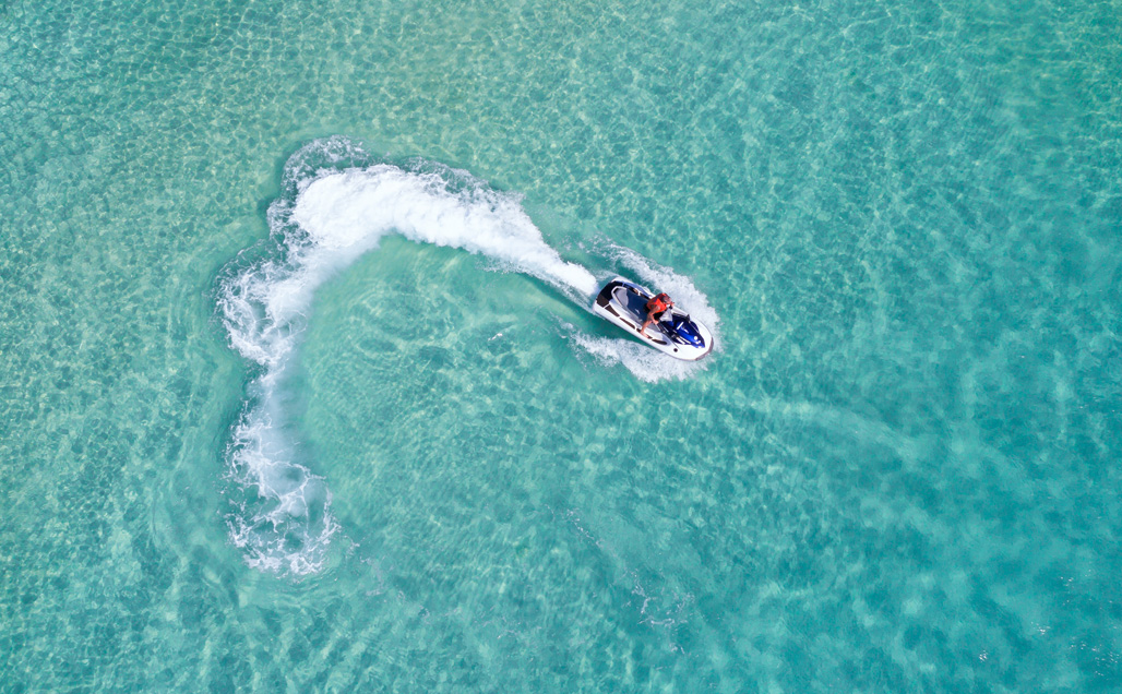 Hit the Waves on a Jet Ski