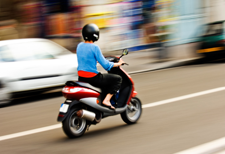 Scooter Rental