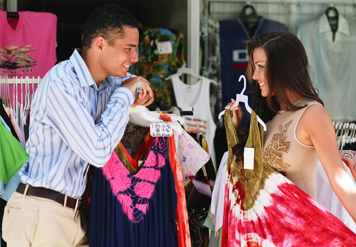 Playa Del Carmen Shopping Bazaar